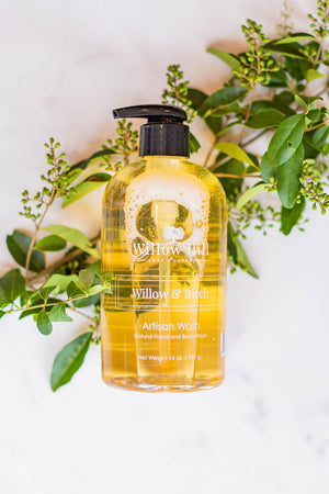 Willow & Birch Artisan Wash