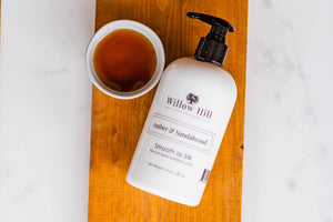 Amber & Sandalwood Lotion