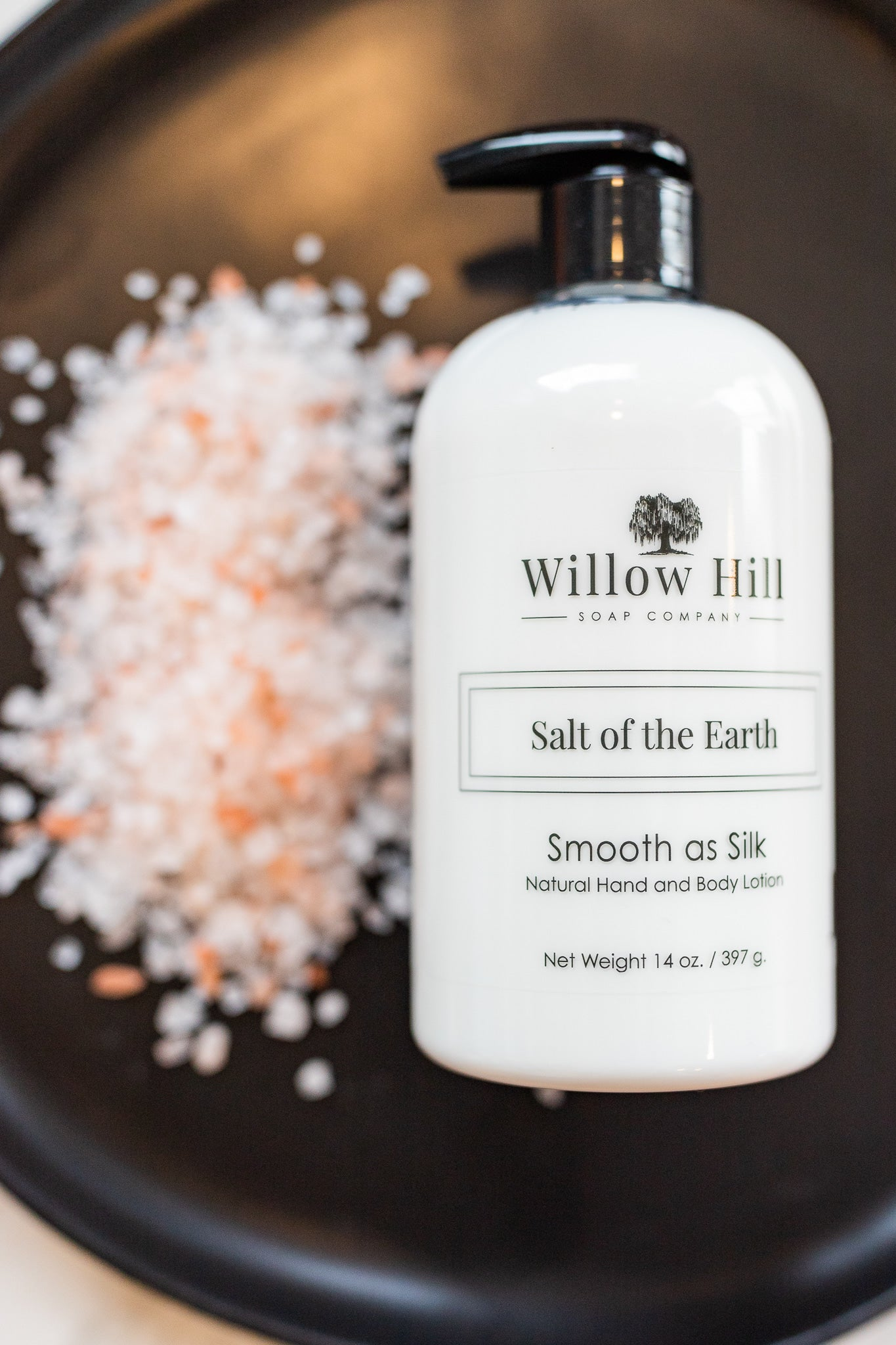 Salt of the Earth Lotion