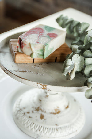 Peppermint Eucalyptus bar soap