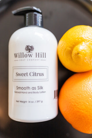 Sweet Citrus Lotion