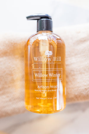Willow Winter Artisan Wash