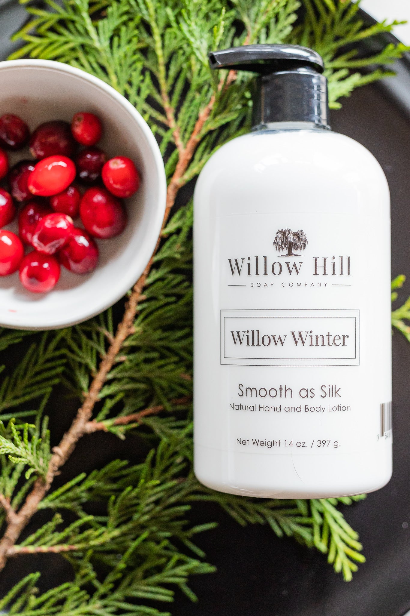 Willow Winter Lotion