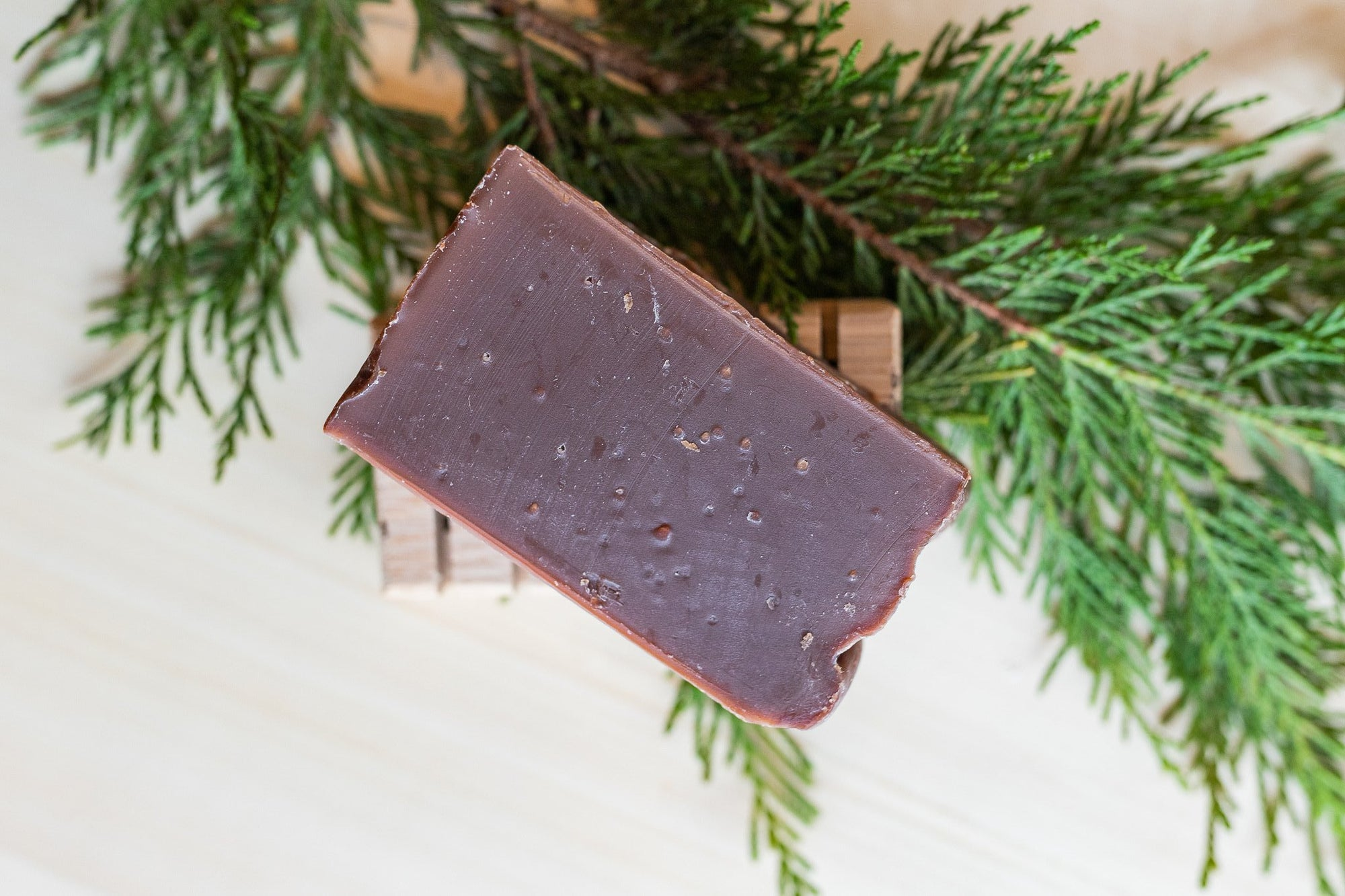 Fireside Vanilla Bar Soap