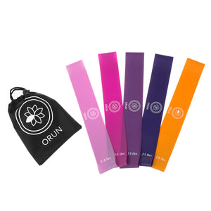 Orun Resistance Bands - 5 Bands