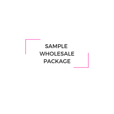 SAMPLE WHOLESALE PACKAGE