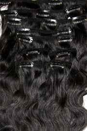 Indian Wavy Clip Ins