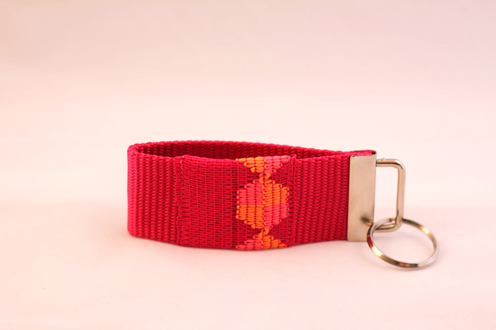 """60's Go Go"" Martingale and Keychain"