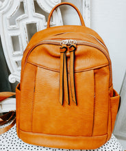 Load image into Gallery viewer, Maya Tassel Backpack