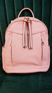 Maya Tassel Backpack