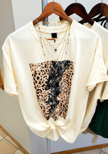 Load image into Gallery viewer, Leopard Lightning Tee