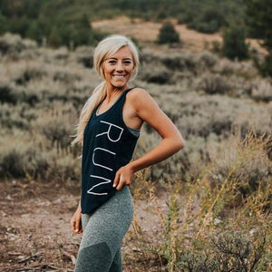 RUN Racerback Active Tank