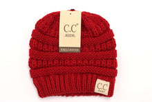 Load image into Gallery viewer, BABY C.C Classic Beanie- Multiple Colors