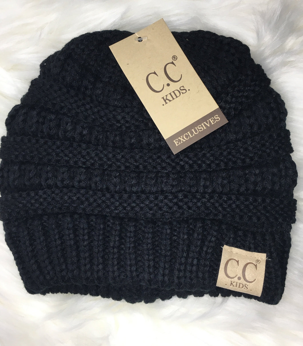 KIDS C.C Classic Beanie- Multiple Colors