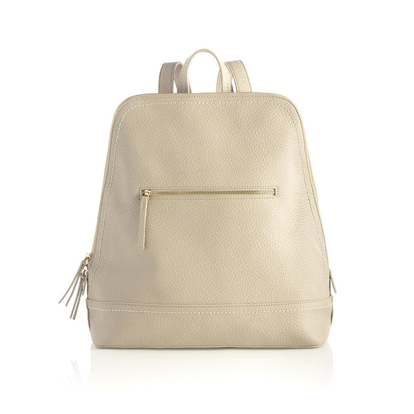 Rena Tech Backpack, Ivory
