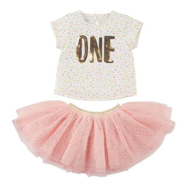 One Skirt/ Tutu Set 12-18M