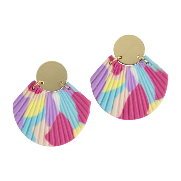 Cameron Earrings (Color Options)