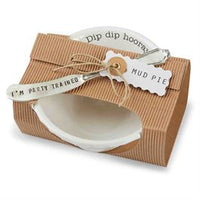 Circa Pedestal Dip Bowl Set (3 Options)