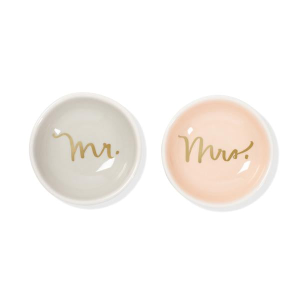 Mr. or Mrs. Round Tray (Sold Separately)