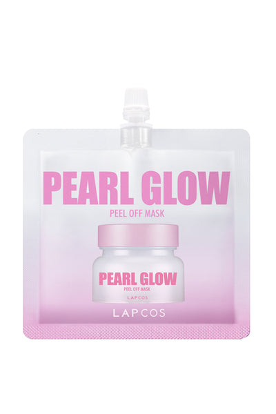 Daily Peel Off Face Mask, Pearl Glow