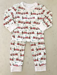 SALE Train Holiday PJs