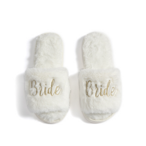 """Bride"" Slippers"