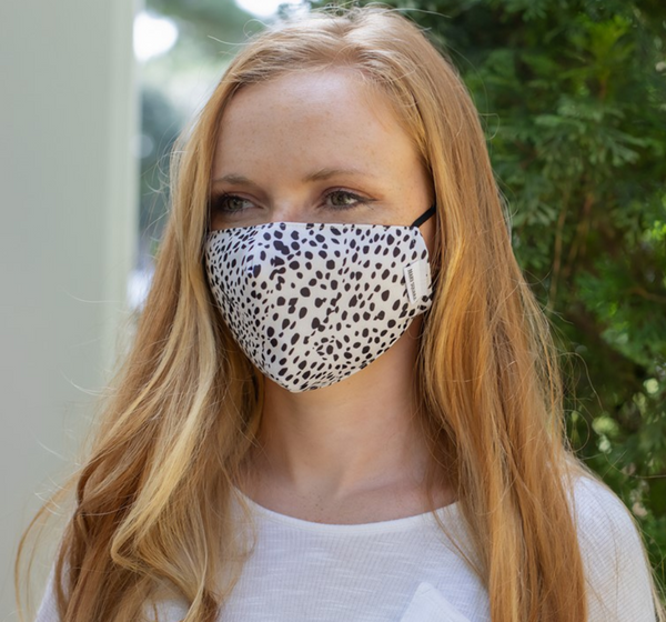 Face Mask Adult Dalmation
