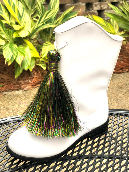 PRE ORDER Mardi Gras Marching Boots Child