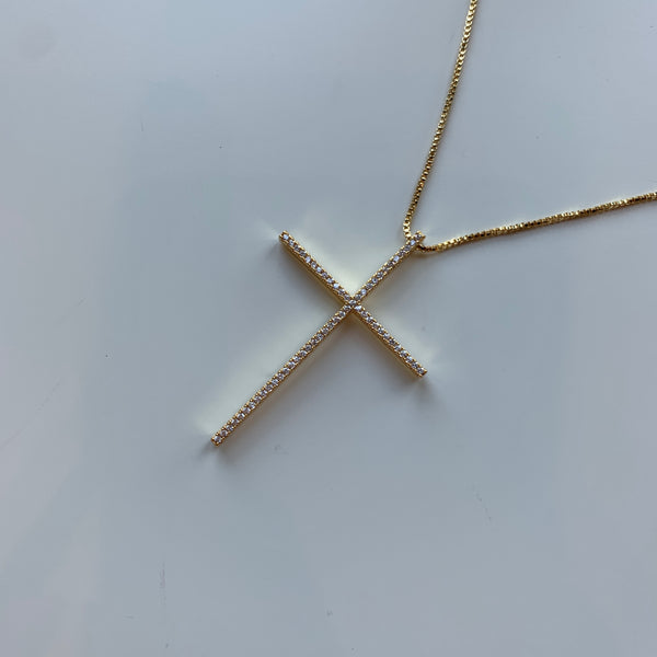 Anthony Cross Necklace