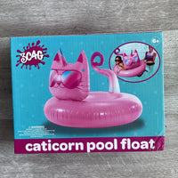 Caticorn Pool Float