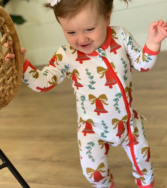 SALE Holiday Bells PJs