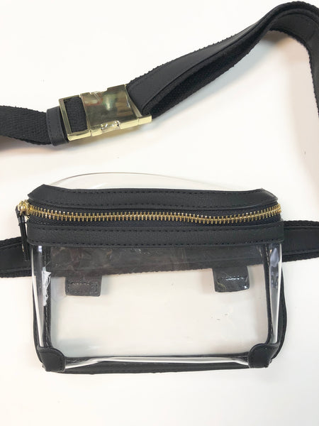 Clear Hip Bag