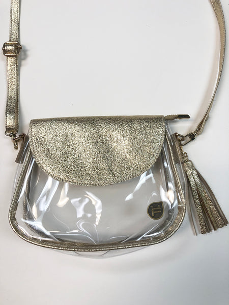 Monica Clear Bag