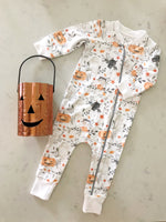 Trick or Treat Halloween PJs