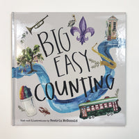 Big Easy Counting Book