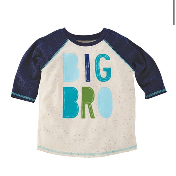Big Bro Shirt and Hooray Flag Gift Set