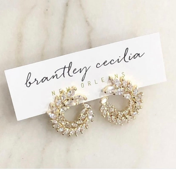 Petal Wreath Earrings