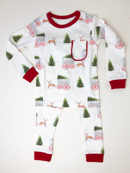 SALE Holiday Roman Candy PJ