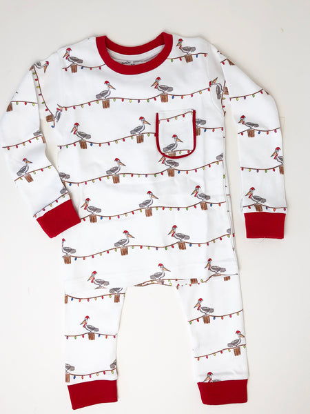 SALE Holiday Pelican PJ