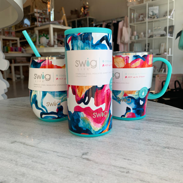 Swig Life Color Swirl Collection