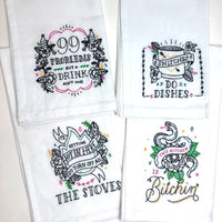 Snarky Kitchen Towels