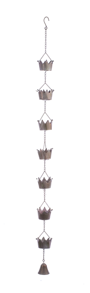 Rain Chain, King Crowns
