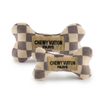 Chewy Vuitton (Large) Designer Dog Toy