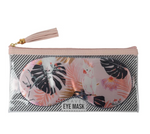 Eye Mask, Parrot Satin