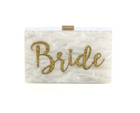 Bride Minaudiere Clutch