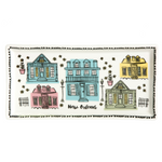 Creole Cottages Tray
