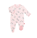 Magnetic Footie PJ, Pink Little Ones