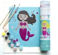 Paint By Numbers Kids, Mermaid