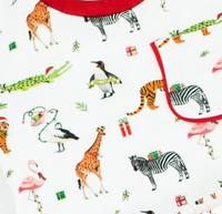Jungle All the Way Holiday PJs