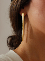 Kain Ear Jackets, Gold